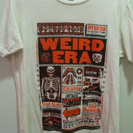 deerhunter weird era t-shirt