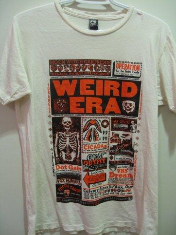 deerhunter weird era t-shirt