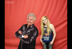 guy fieri and avril lavigne
