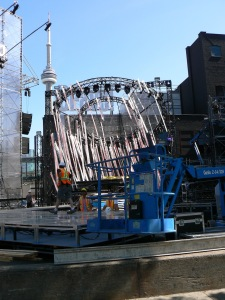 much music video awards 2009 construction