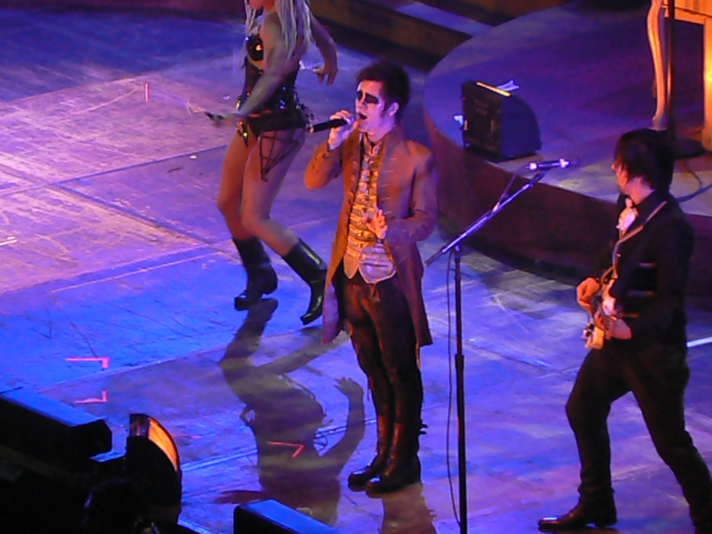 Panic! at the Disco and Jack's Mannequin at The Patriot Center ...