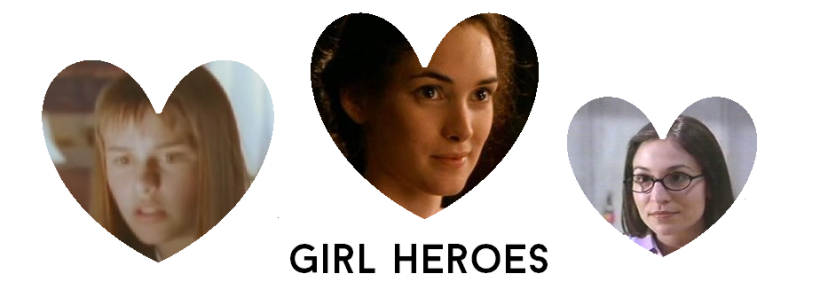 galentine's day 2016 girl heroes: fi from so weird, jo march from little women, sheryl holt from boston public